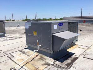 Houston HVAC - Carrier AC