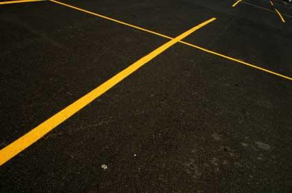 Parking Lot Maintenance | Striping