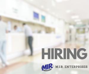 MIR Enterprises - Hiring Jobs with Benefits